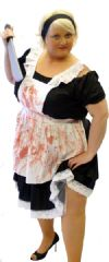 Alice in Horrorland Costume Plus Size